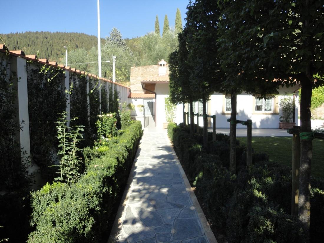 giardino a Bologna 12