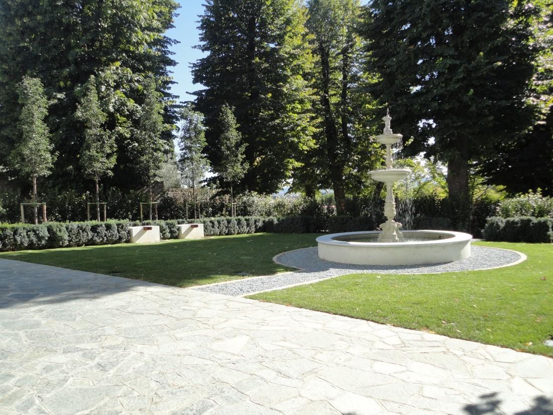 giardino a Bologna 5