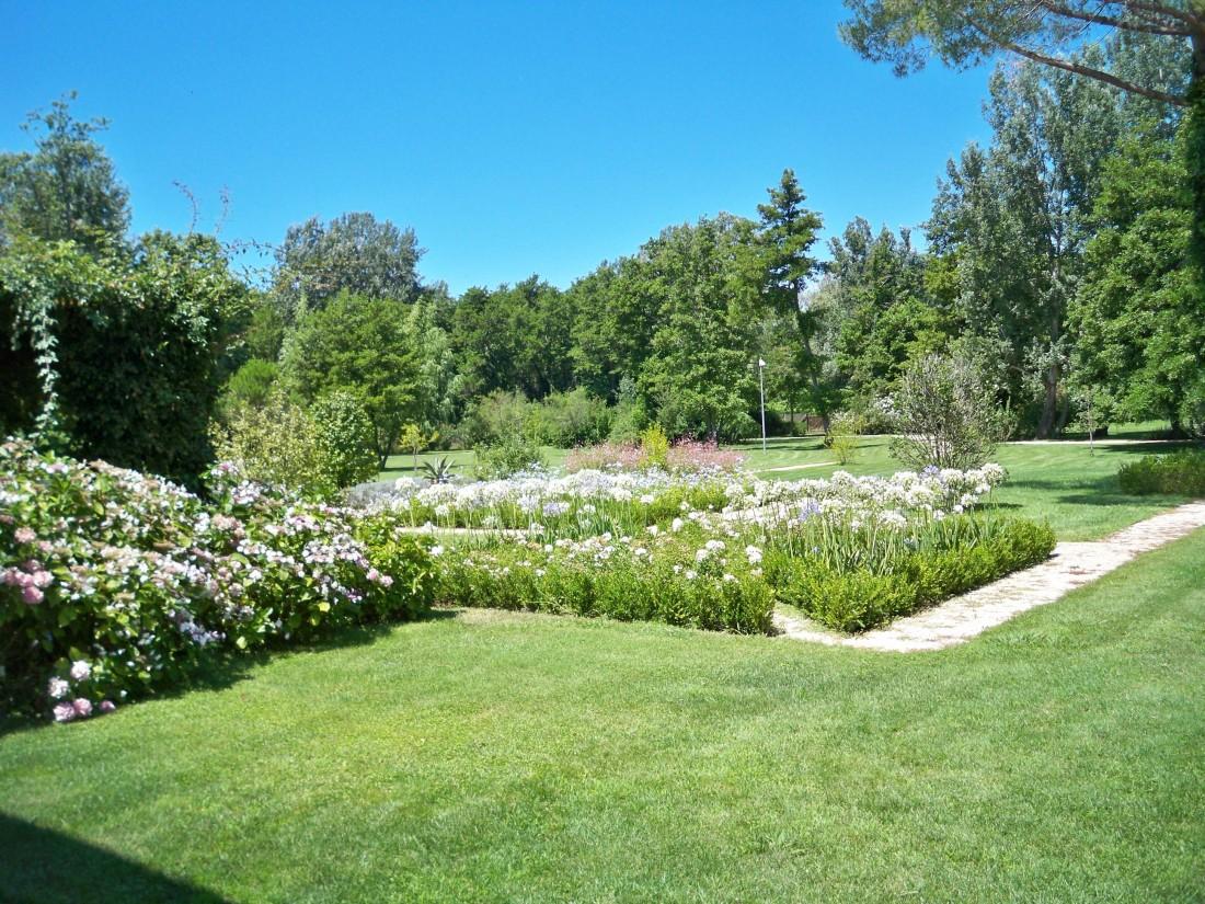 giardino a Forte dei Marmi 4