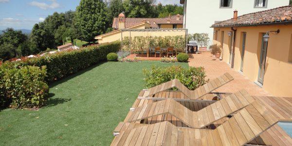 giardino a Lucca 17