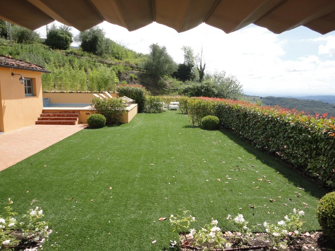giardino a Lucca 3