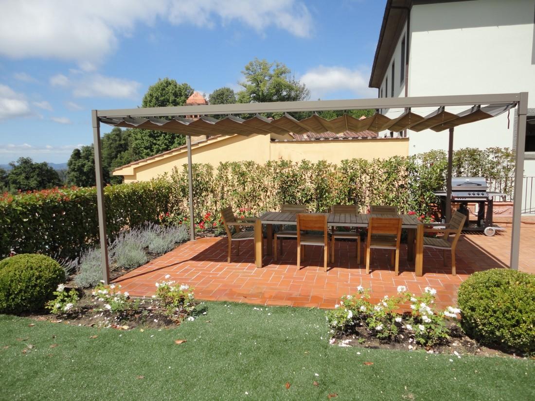 giardino a Lucca 4
