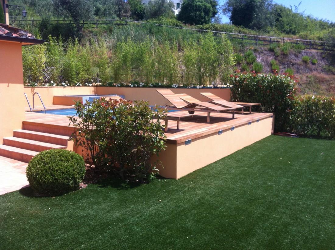 giardino a Lucca 6