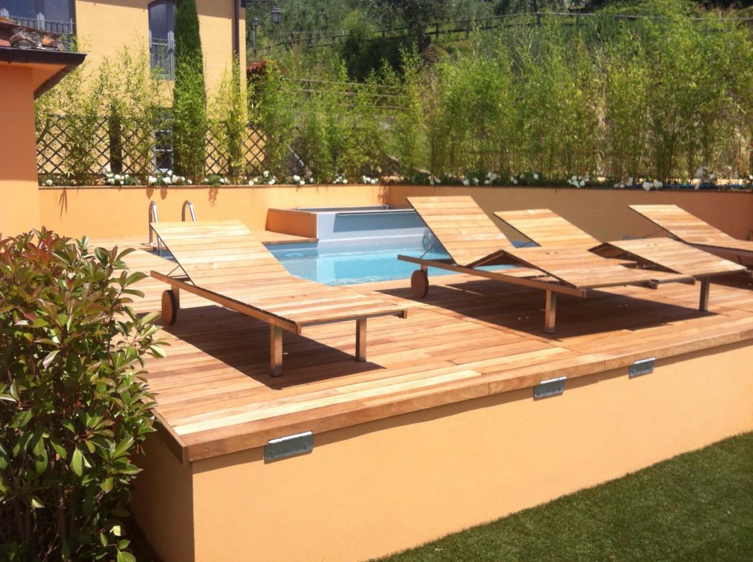 giardino a Lucca 7