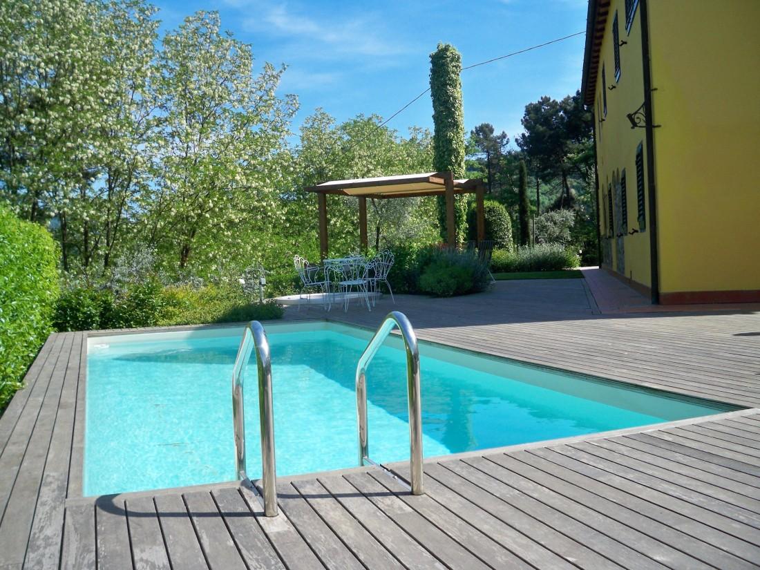 giardino a Montecatini Terme 3