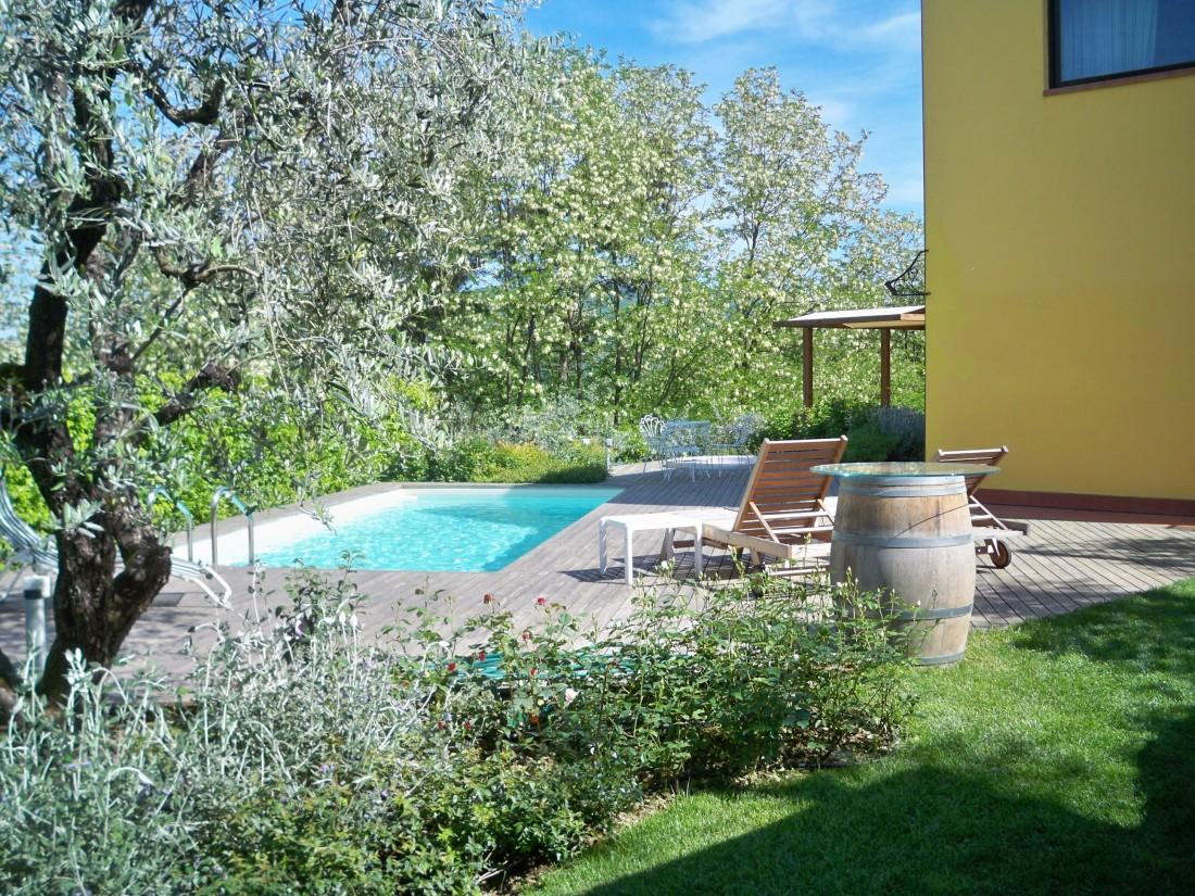 giardino a Montecatini Terme 4