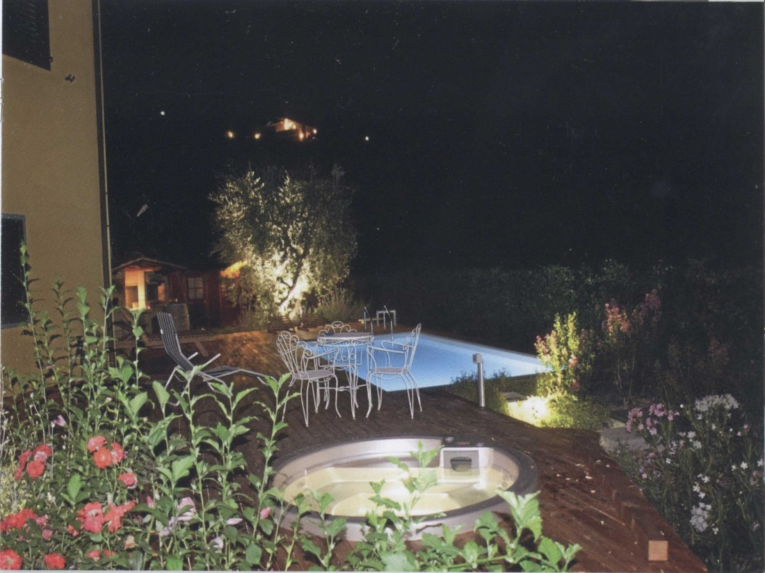 giardino a Montecatini Terme 6