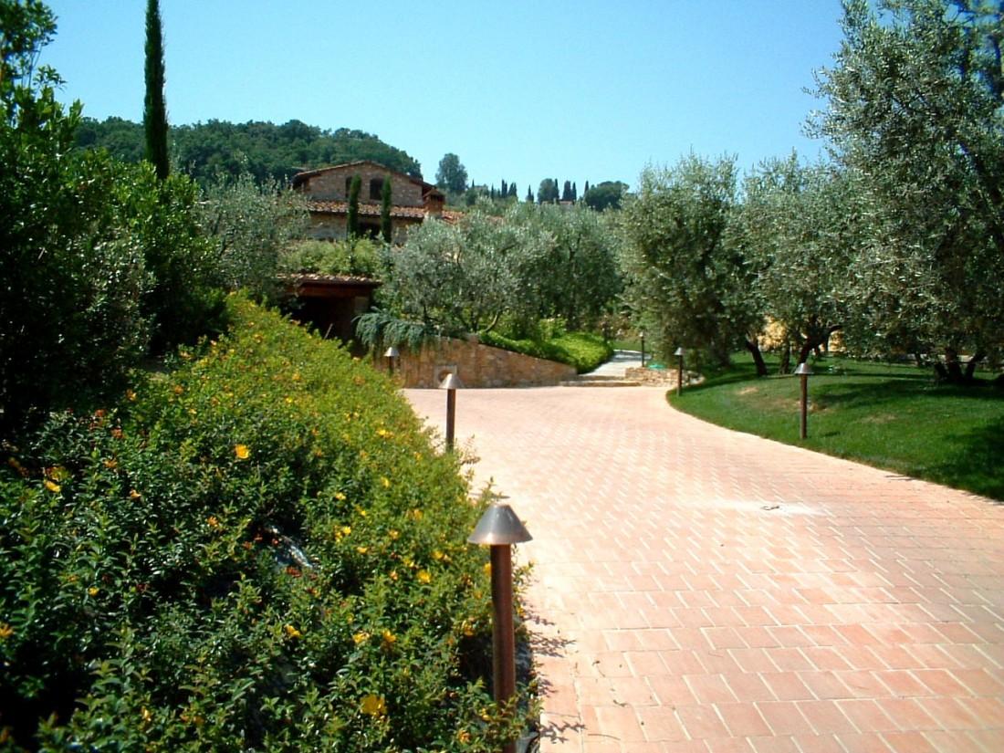 giardino a Perugia 1