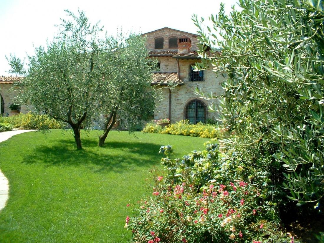 giardino a Perugia 2