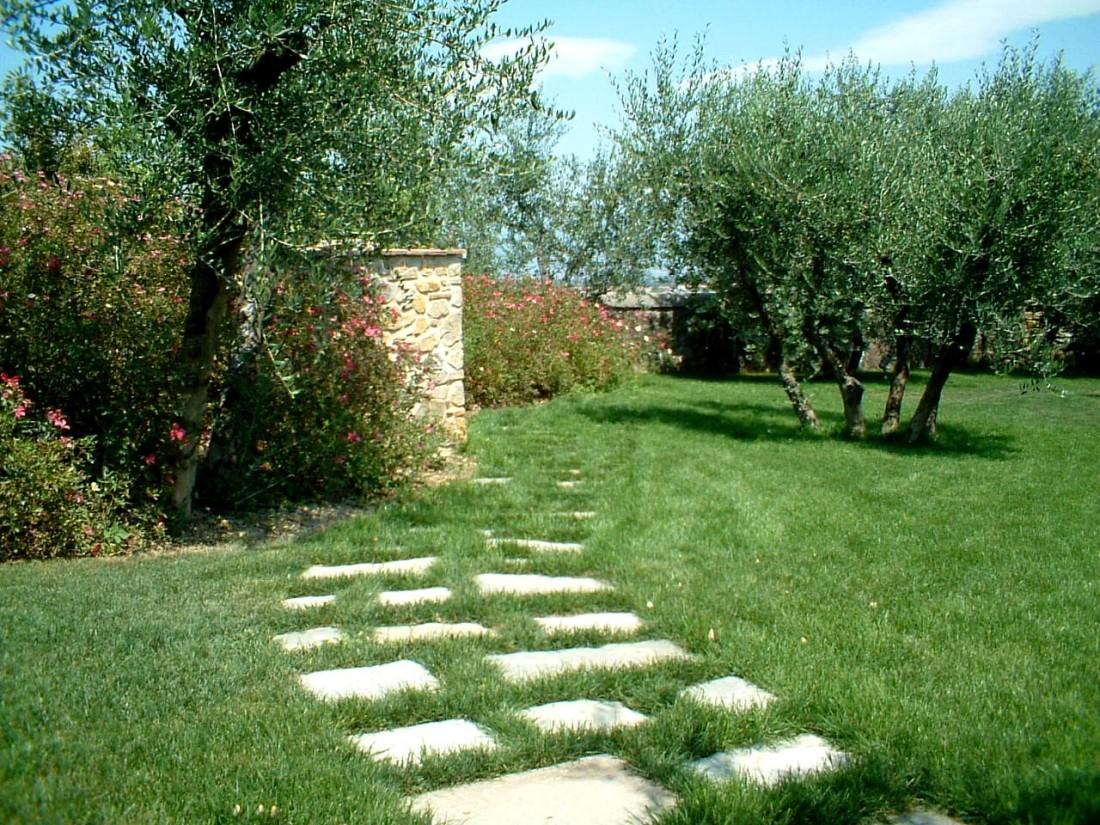 giardino a Perugia 3