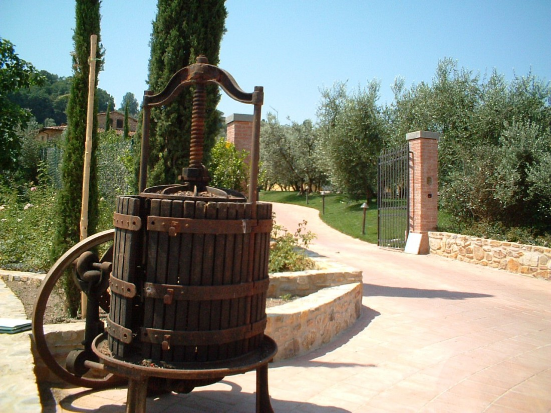 giardino a Perugia 6