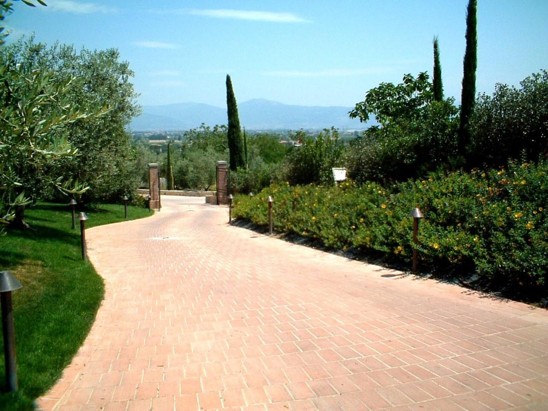 giardino a Perugia 7