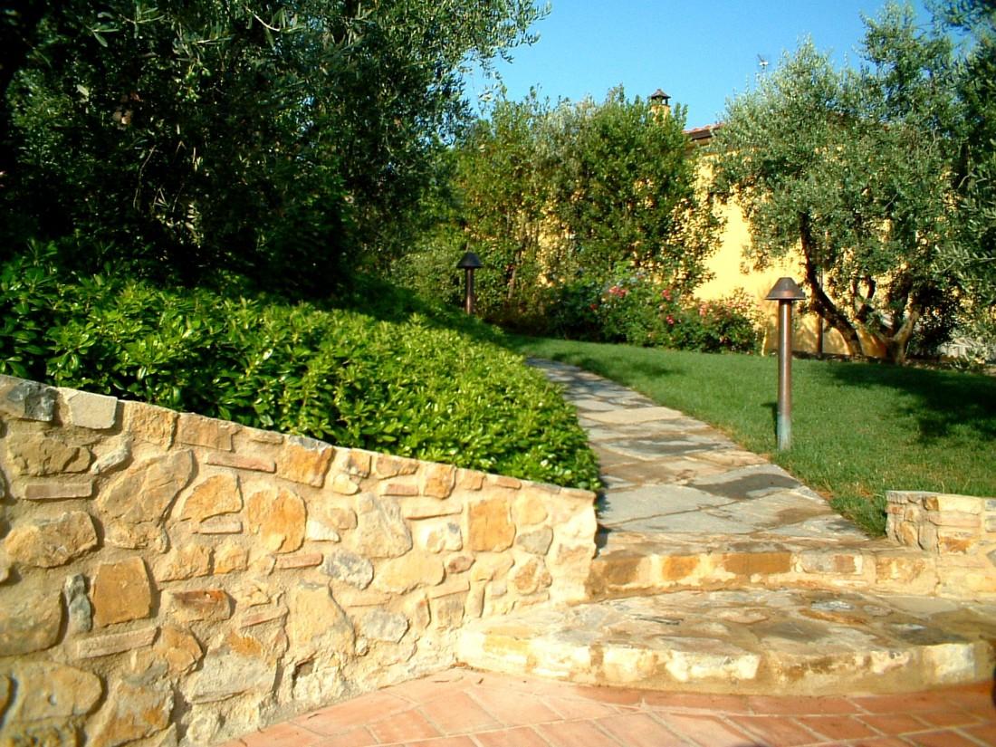 giardino a Perugia 8