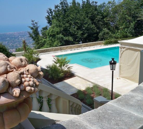 giardino a Pietrasanta 0