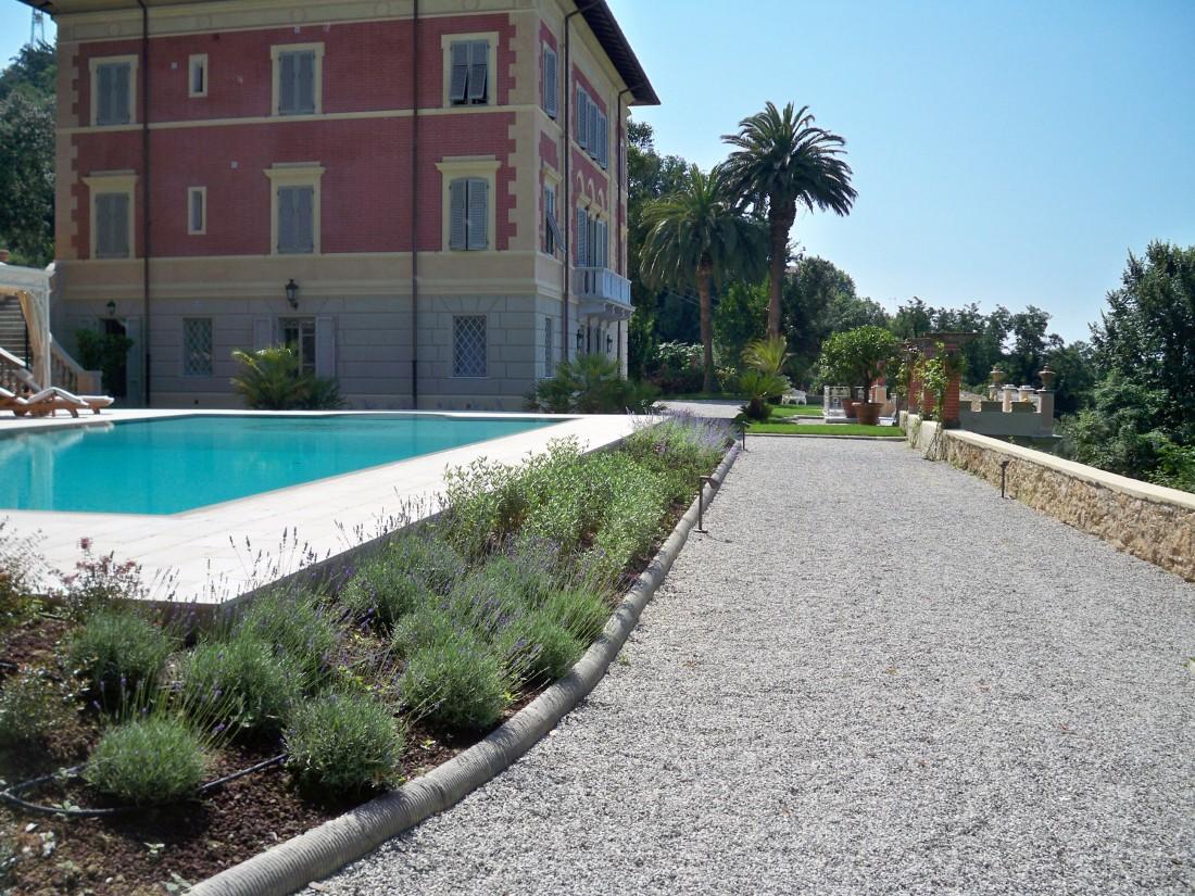 giardino a Pietrasanta 10