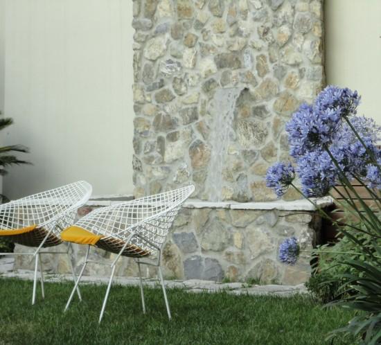 giardino a Pistoia 1