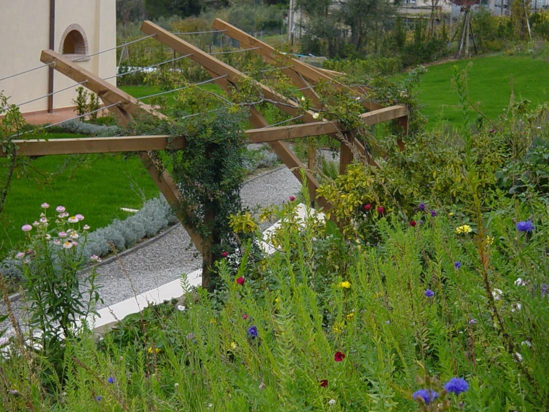 giardino agriturismo a Firenze 13
