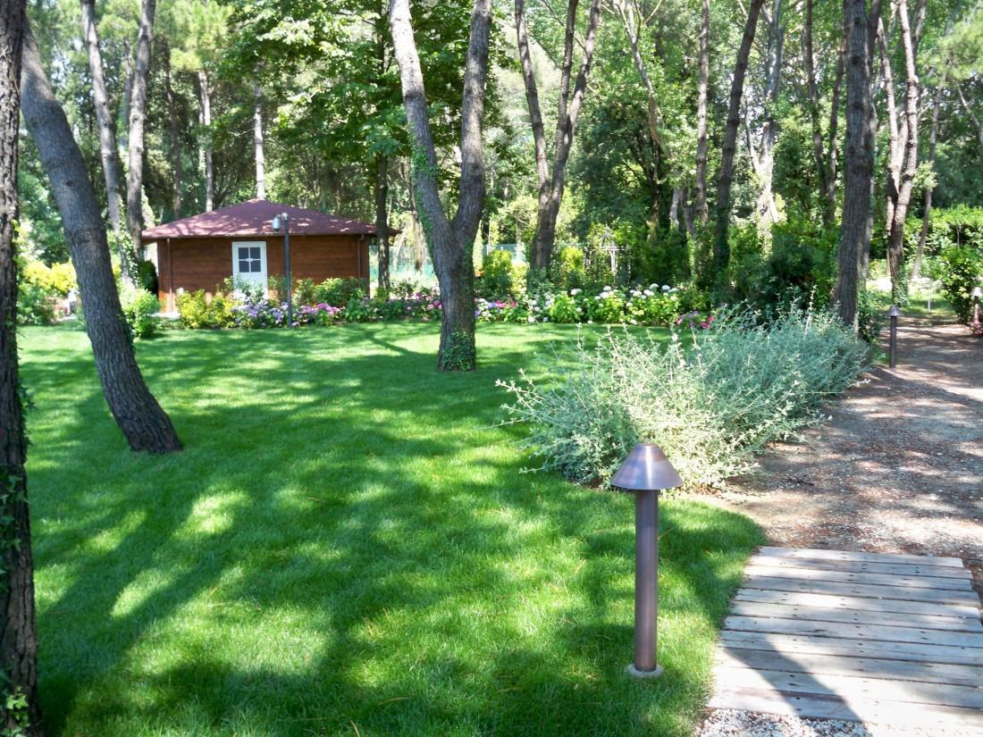 giardino in Versilia 6
