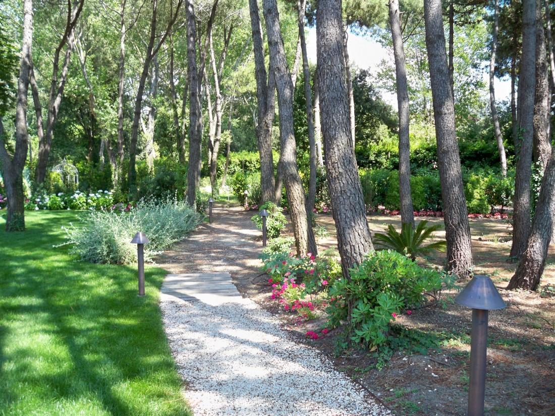 giardino in Versilia 7