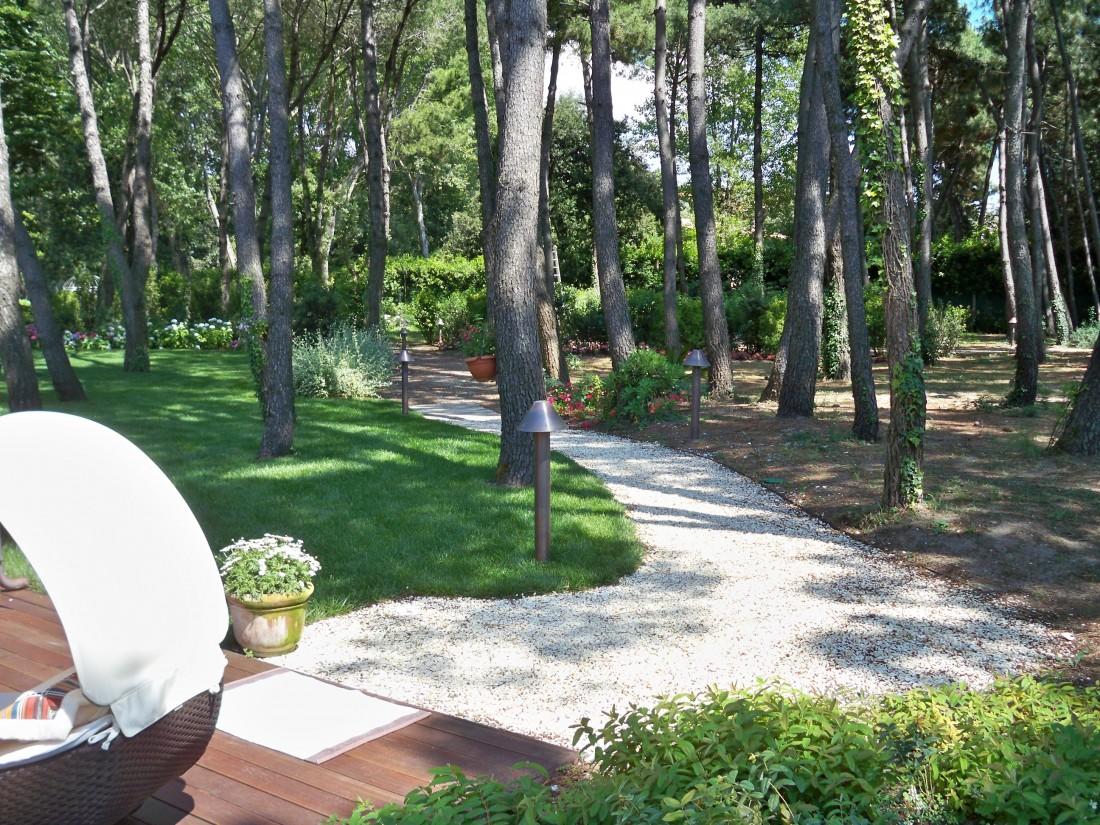 giardino in Versilia 8