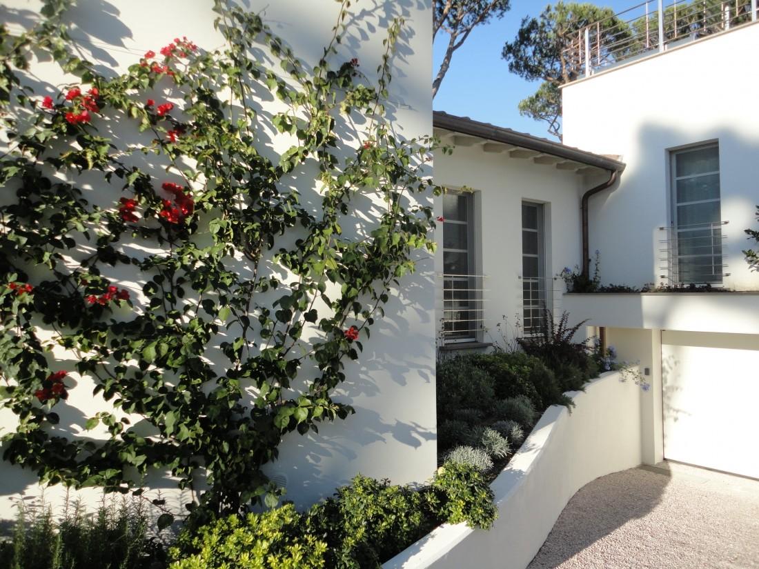 giardino villa al mare 10