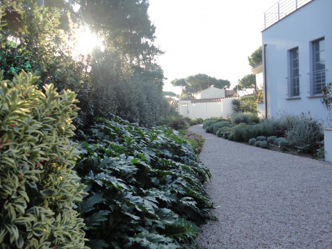 giardino villa al mare 12
