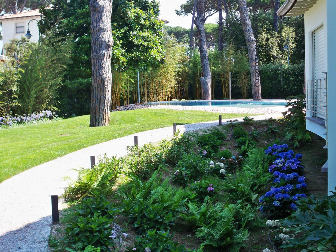 giardino villa al mare 3