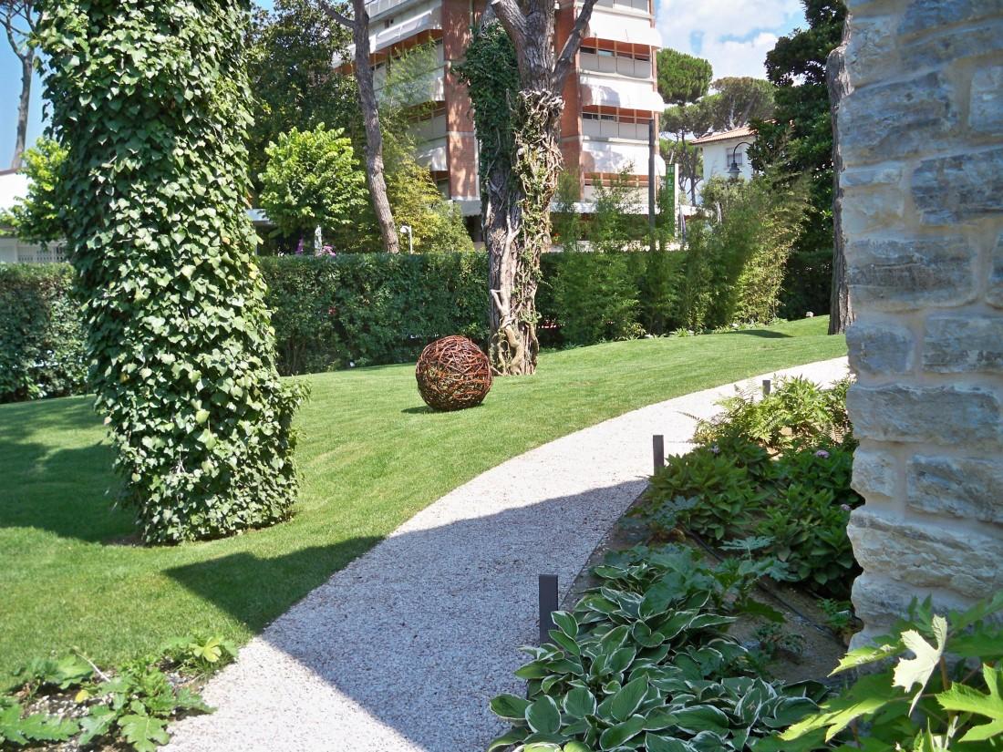 giardino villa al mare 4