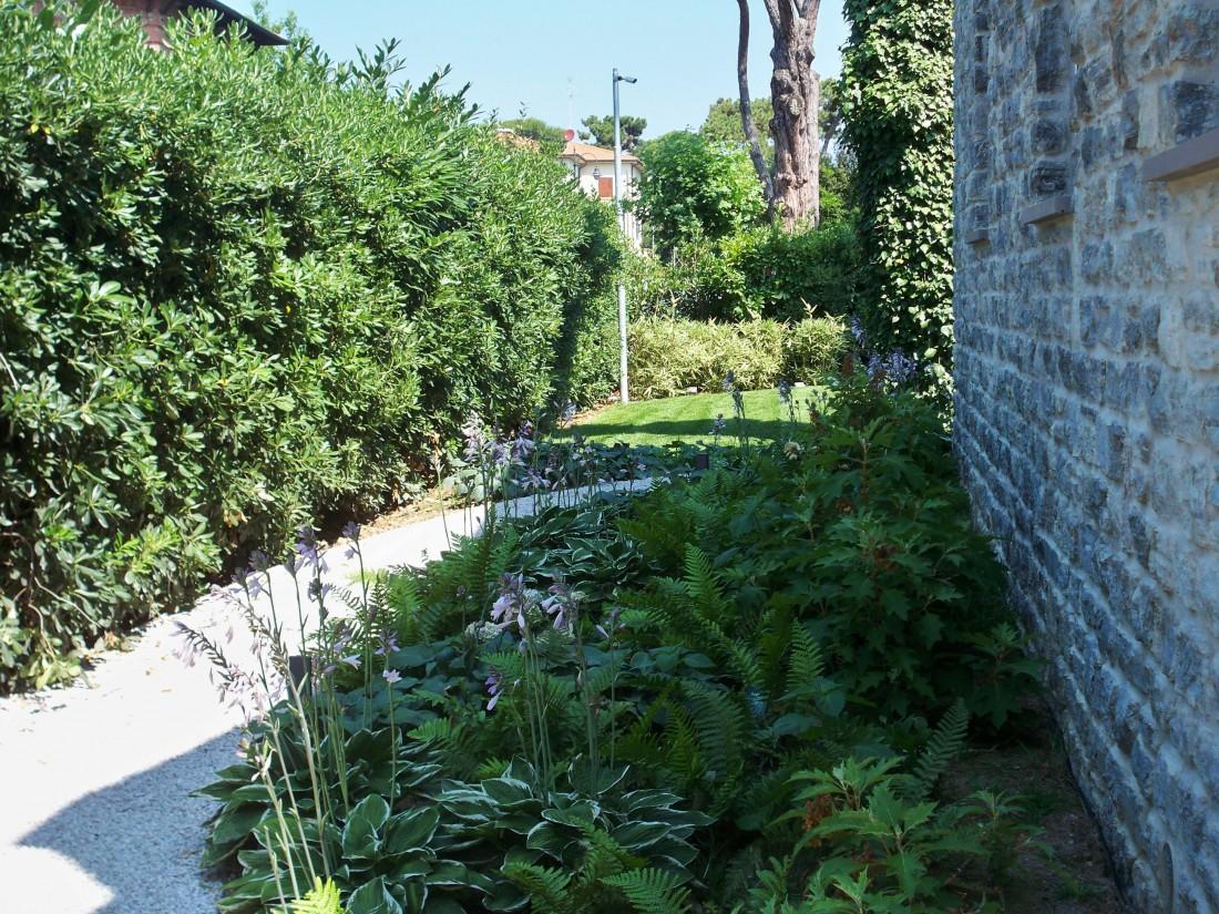 giardino villa al mare 6